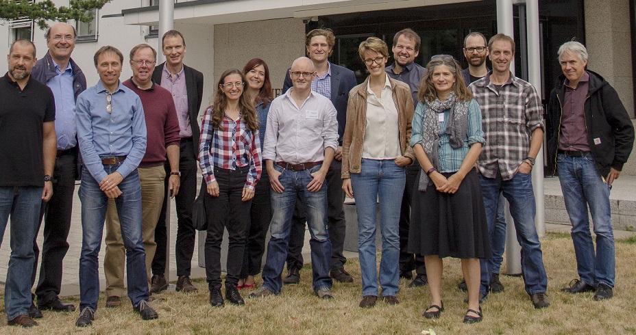 Resilience Workshop participants